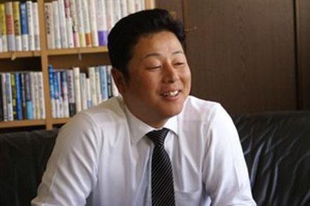 代表取締役 田中利希也